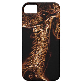 Caso del iPhone 5 de la C-espina dorsal de Brown/d iPhone 5 Case-Mate Carcasas