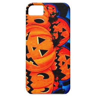 Caso del iPhone 5 de la calabaza de Halloween iPhone 5 Case-Mate Cobertura