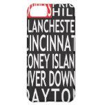 Caso del iPhone 5 de la casamata de Cincinnati Con