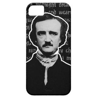 Caso del iPhone 5 de la casamata de Edgar Allan Funda Para iPhone 5 Barely There