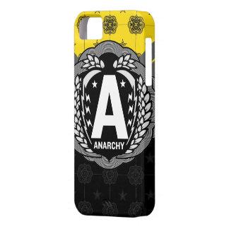 Caso del iPhone 5 de la casamata de la anarquía iPhone 5 Fundas