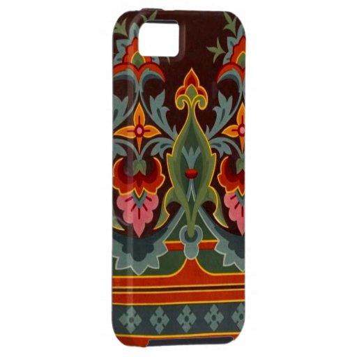 Caso del iPhone 5 de la casamata del diseño del pa iPhone 5 Case-Mate Protector