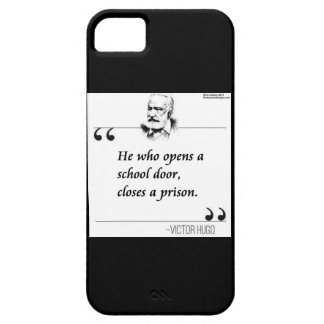 Caso del iPhone 5 de la cita de la puerta de la Funda Para iPhone SE/5/5s