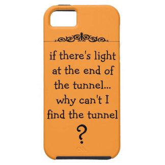 Caso del iPhone 5 de la cita de la vida iPhone 5 Case-Mate Carcasas
