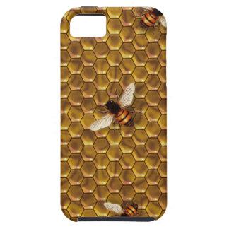 Caso del iPhone 5 de la colmena de la abeja Funda Para iPhone SE/5/5s