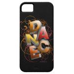 caso del iPhone 5 de la danza 3D (caída) iPhone 5 Coberturas