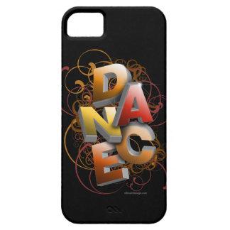 caso del iPhone 5 de la danza 3D caída iPhone 5 Coberturas