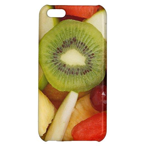 Caso del iphone 5 de la ensalada de fruta fresca