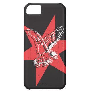 Caso del iphone 5 de la estrella de Eagle