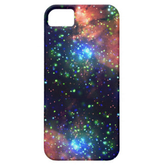 Caso del iPhone 5 de la estrella de la galaxia iPhone 5 Carcasas