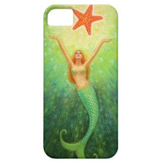 Caso del iPhone 5 de la estrella de s de la sirena iPhone 5 Carcasa