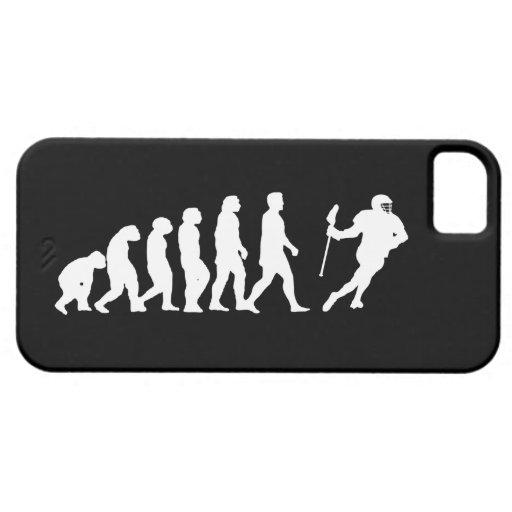 Caso del iphone 5 de la evolución de LaCrosse iPhone 5 Carcasa
