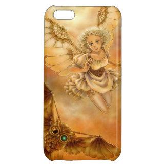 Caso del iPhone 5 de la fantasía de Steampunk
