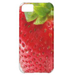 Caso del iPhone 5 de la fresa (ascendente cercano)