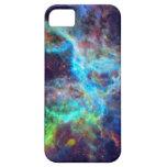 Caso del iPhone 5 de la galaxia/de la nebulosa iPhone 5 Protectores