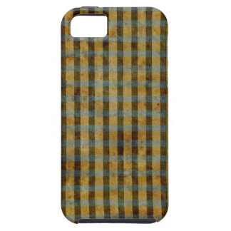 Caso del iphone 5 de la guinga del hombre iPhone 5 carcasa