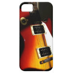 Caso del iPhone 5 de la guitarra eléctrica iPhone 5 Protector
