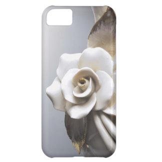 Caso del iPhone 5 de la lámpara de la flor Funda Para iPhone 5C