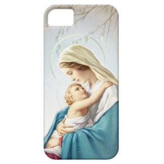 Caso del iPhone 5 de la madre y del niño iPhone 5 Carcasa