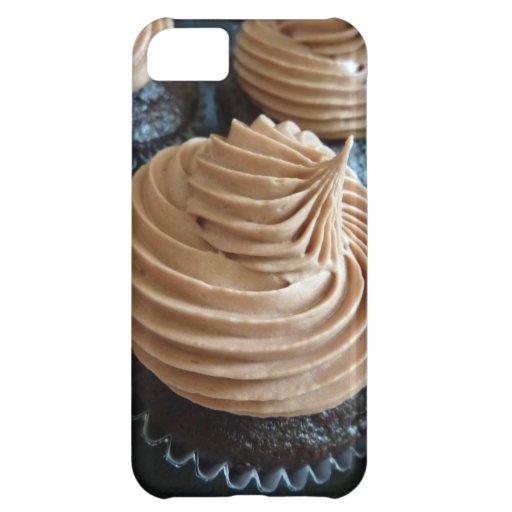 Caso del iPhone 5 de la magdalena del chocolate