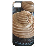 Caso del iPhone 5 de la magdalena del chocolate iPhone 5 Protector