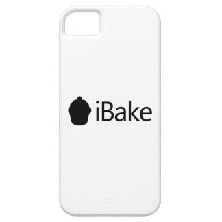 caso del iPhone 5 de la magdalena del iBake iPhone 5 Case-Mate Protector