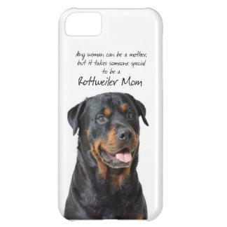 Caso del iPhone 5 de la mamá de Rottie