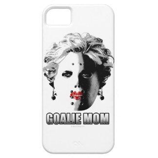Caso del iPhone 5 de la mamá del portero iPhone 5 Carcasa