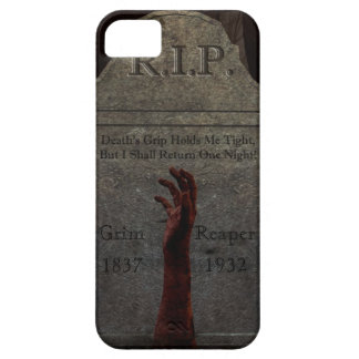 Caso del iPhone 5 de la mano del zombi iPhone 5 Case-Mate Fundas