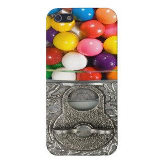 Caso del iPhone 5 de la máquina de Gumball iPhone 5 Carcasas