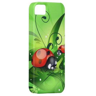 Caso del iPhone 5 de la mariquita de la mariquita iPhone 5 Case-Mate Coberturas