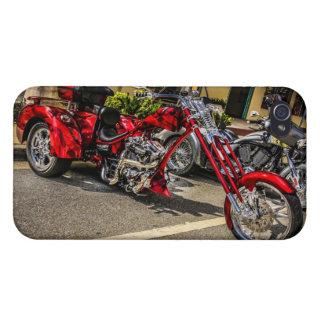Caso del iPhone 5 de la motocicleta de Harley Davi iPhone 4 Cárcasas
