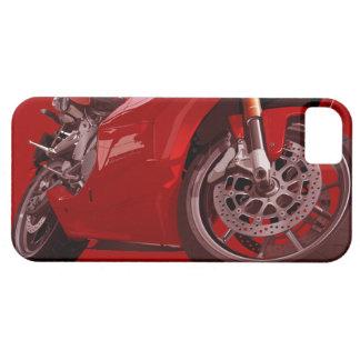 Caso del iPhone 5 de la motocicleta iPhone 5 Cárcasas