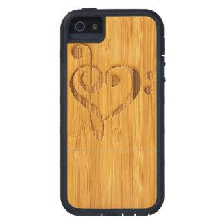 Caso del iPhone 5 de la música iPhone 5 Case-Mate Carcasa