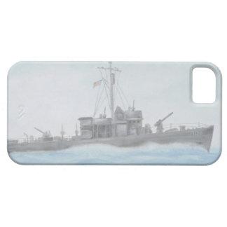 Caso del iPhone 5 de la nave de WWII iPhone 5 Carcasas