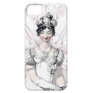 Caso del iPhone 5 de la novia de la regencia iPhone 5 Carcasa