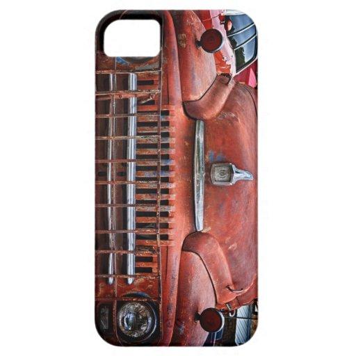 Caso del iPhone 5 de la obra clásica/del coche cam iPhone 5 Case-Mate Funda