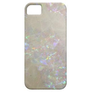 caso del iphone 5 de la opalescencia apenas allí funda para iPhone SE/5/5s