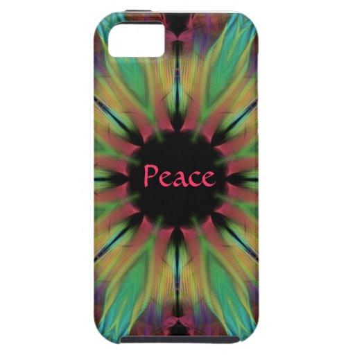 Caso del iPhone 5 de la paz Funda Para iPhone SE/5/5s