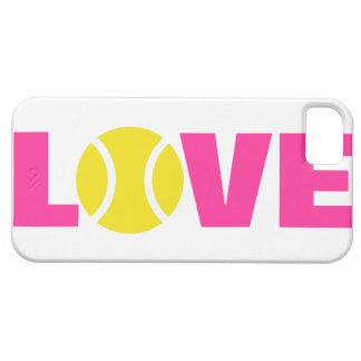 Caso del iPhone 5 de la pelota de tenis. Cubierta  iPhone 5 Case-Mate Carcasa