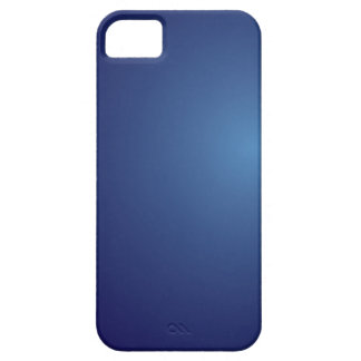 Caso del iPhone 5 de la pendiente del azul de océa iPhone 5 Cárcasas