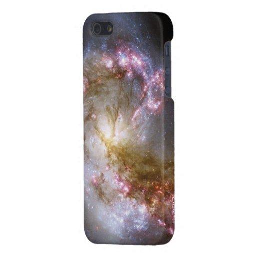 Caso del iPhone 5 de la pintura de la nebulosa del iPhone 5 Fundas