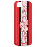 Caso del iPhone 5 de la pira (rubí) iPhone 5 Case-Mate Coberturas