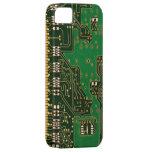 Caso del iPhone 5 de la placa de circuito iPhone 5 Case-Mate Carcasa