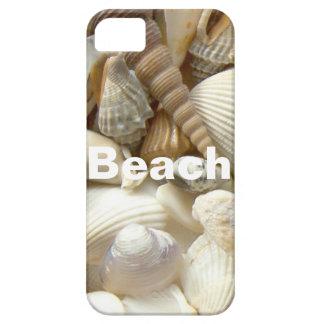 Caso del iPhone 5 de la playa de los Seashells Funda Para iPhone SE/5/5s