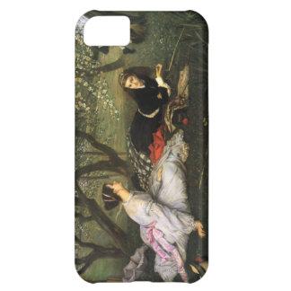 Caso del iPhone 5 de la primavera de James Tissot Carcasa iPhone 5C