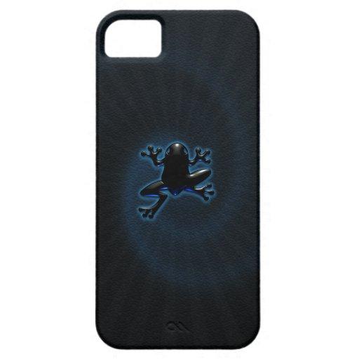Caso del iPhone 5 de la rana iPhone 5 Carcasas