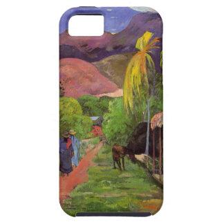 Caso del iPhone 5 de la ruda de Tahití - de Funda Para iPhone SE/5/5s