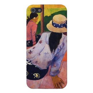 Caso del iPhone 5 de la siesta de Gauguin iPhone 5 Fundas