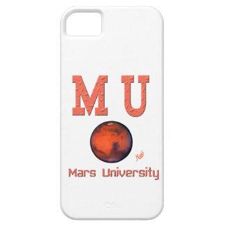 Caso del iPhone 5 de la universidad de Marte iPhone 5 Case-Mate Cárcasa